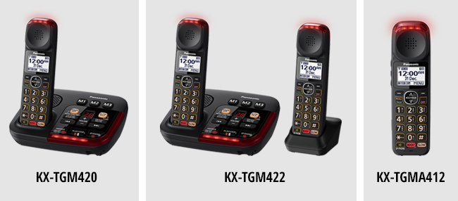 KX-TGM420-TGM422-TGM44-Cordless-phone-Panasonic