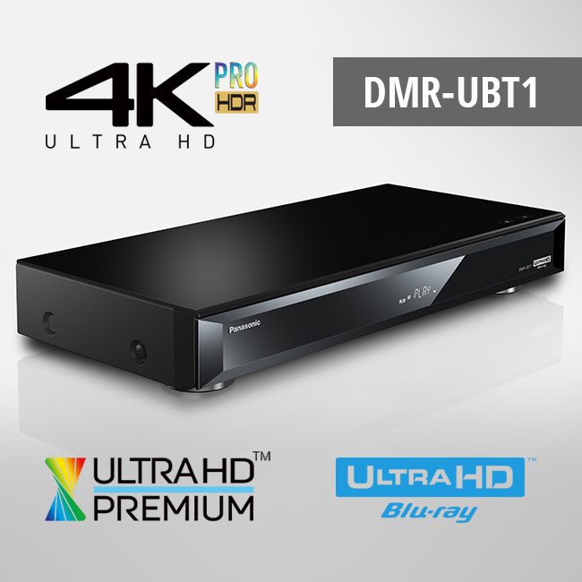 Panasonic Offers Ultimate Home Entertainment Solution: 4K